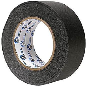 General Brand Black Paper Masking Tape 2 In X 60 Yd Roll