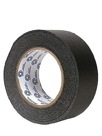 """Artist Black Masking Tape 1//2/"""" x 60 Yard Roll"""