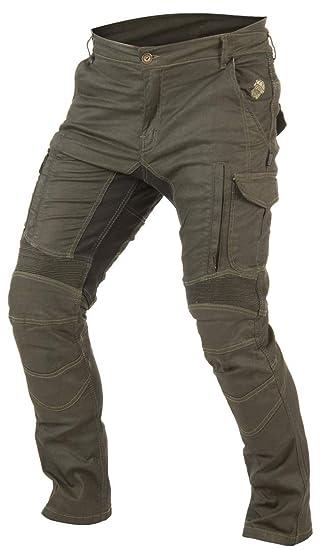 Motorcycle Street Gear Parts & Accessories Trilobite Acid Scrambler Schwarz Herren Motorradhose Jeanshose Länge 32 Aramid