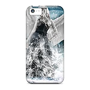New Arrival Ice Princess For Iphone 5c Case Cover