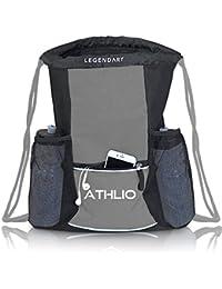 bce2098b5a1a Legendary Drawstring Gym Bag - Waterproof