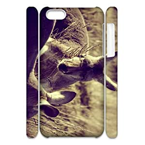 YCHZH Phone case Of Kangaroo Cover Case For Iphone 4/4s