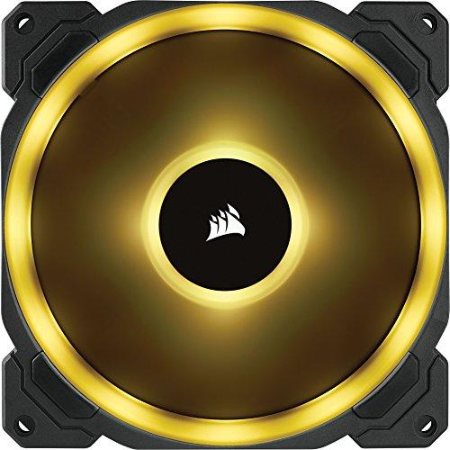 Corsair LL Series LL140 RGB 140mm Dual Light Loop RGB LED PWM Fan Single Pack Cooling CO-9050073-WW Photo #12