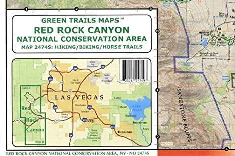 Amazon com: Red Rock Canyon National Conservation Area