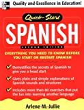 Quick-Start Spanish, Arlene M. Jullie, 0071451633