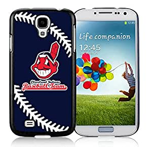 MLB Cleveland Indians Cool Custom Design Samsung Galaxy S4 Phone Case 01_16644