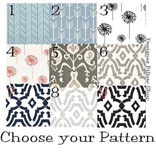 (Door Draft Stopper - Choose your Pattern and Size)