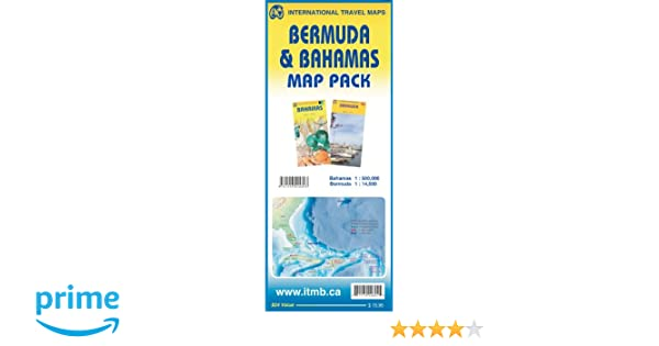 Bermuda & Bahamas Map Pack: ITMB Publishing Ltd., Lan Joyce ... on bermuda on map, bermuda atlantic ocean map, bermuda united states map, bermuda russia map, bermuda ferry, bermuda beach map, caribbean map, bermuda satellite map, bermuda puerto rico map, bermuda parish map, bermuda attractions map, bermuda south carolina map, bermuda landscape, bermuda hotel map, bermuda street map, bermuda beach bars, bermuda tourist map, bermuda port, bermuda hamilton map,
