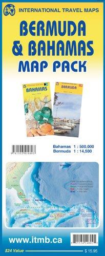 Bermuda & Bahamas Map Pack ebook