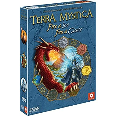 Terra Mystica Fire and Ice Board Game