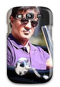 [nbxyjCg7783BVVsc] - New Sylvester Stallone Protective Galaxy S3 Classic Hardshell Case
