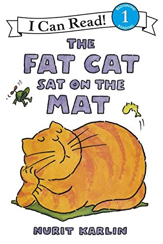 Fat Cat Sat on the Mat (I Can Read Level 1)