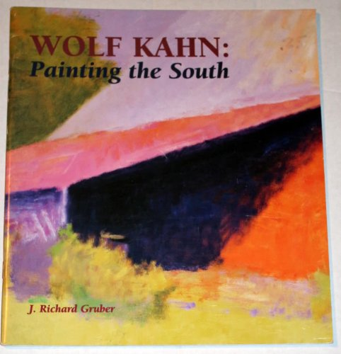 Wolf Kahn: Painting the South