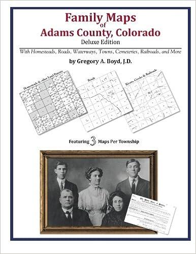 Family Maps Of Adams County Colorado Gregory A Boyd J D