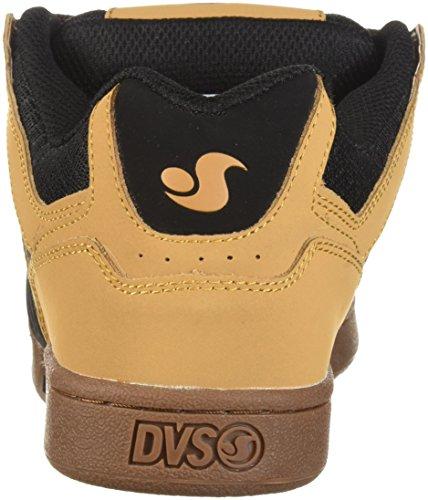 Homme Jaune 214 de DVS Nubuck Celsius Chamois Skateboard Shoes Chaussures xUBqpn