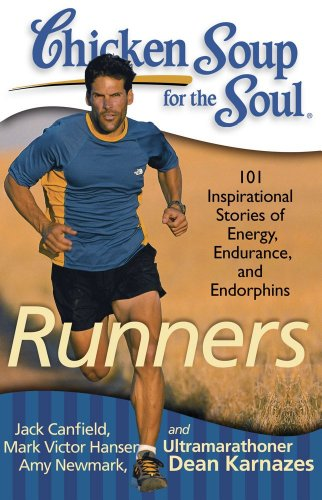 amazon com chicken soup for the soul runners 101 inspirational