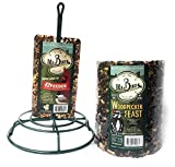 Cheap Mr. Bird Woodpecker Feast Large Wild Bird Seed Cylinder with EZFeeder 4 lbs. 3 oz.