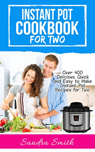 Instant Pot Cookbook for Two: Over 400 Amazing, Easy and Delicious Recipes for Two - Mini Assortment Cheesecake