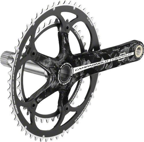 (Campagnolo 2012 Centaur Crankset, 175, 53-39, Carbon Power-Torque, 10 Speed)