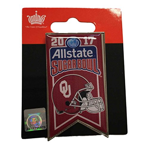 oklahoma-sooners-2017-allstate-sugar-bowl-helmet-banner-collectible-metal-pin