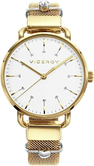 Reloj Viceroy Mujer 42354-07 Malla Kiss