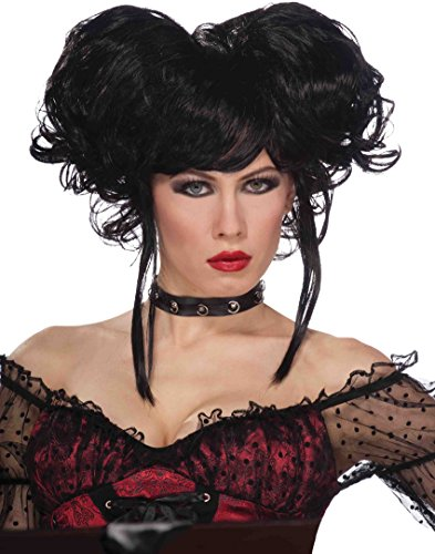 Sukie Wig Costume Accessory (Plus Size Gothic Fairy Halloween Costumes)