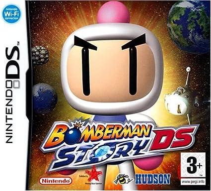 Hudson Bomberman Story, NDS Básico Nintendo DS Inglés vídeo - Juego (NDS, Nintendo DS, Acción / RPG, Modo multijugador, E (para todos), Soporte físico): Amazon.es: Videojuegos