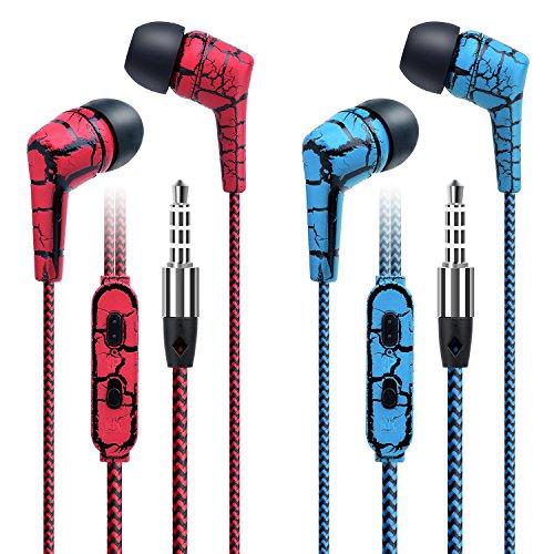 Pofesun Headphone Earphones Isolating microphone product image