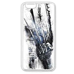 "UniqueBox Customized Marvel Series Case for iPhone 6 4.7"", Marvel Comic Hero X-Men Wolverine Logan iPhone 6 4.7 by icecream design"