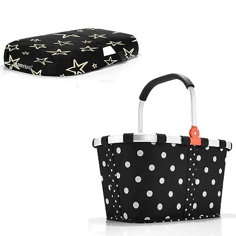 a424a177c Reisenthel – Oferta Exclusiva. Carrybag Mixed Dots Plus Cover Stars! Cesta  de la Compra