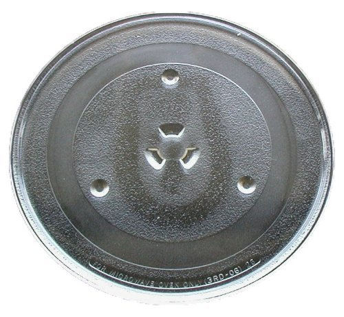 G.E. Microwave Glass Turntable Plate/Tray 11 1/4