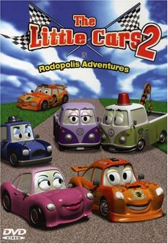 Amazon Com The Little Cars 2 Rodopolis Adventures Little Cars 2