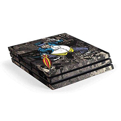 The Penguin PS4 Pro Console Skin - The Penguin Mixed Media | DC Comics X Skinit Skin