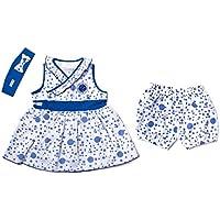 Moda - de 0 a 3 meses - Vestidos   Roupas na Amazon.com.br e540b49f39da8