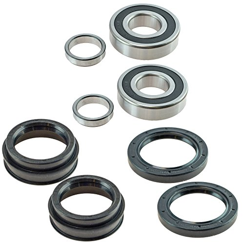 (Rear Wheel Bearing w/Seal Kit LH & RH Sides for Toyota Tacoma T100 4Runner)