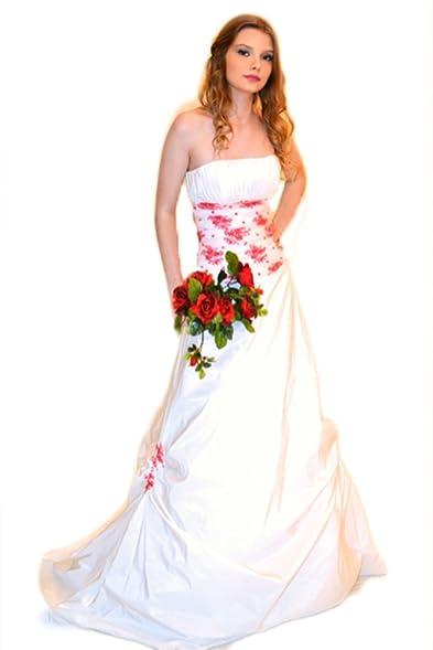 hot sale online f874d 74964 Abito da sposa sartoriale alta moda Made in Italy Mod.66 ...
