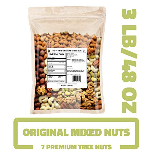 Daily Nuts Mixed Original SALTED product image