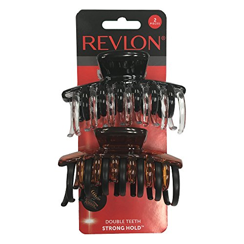 Revlon Strong Hold Clips Count