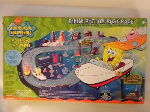 SpongeBob SquarePants: Bikini Bottom Boat Race ()