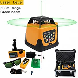 Ridgeyard Green Beam Fully Automatic Rotary Rotating Laser