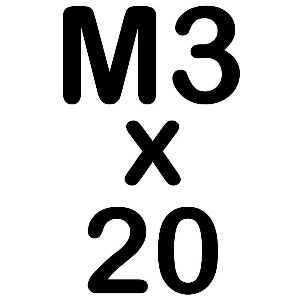 10 Zylinderkopfschrauben M8 x 35 Edelstahl mit Innensechskant Zylinderschrauben DIN 912 A2