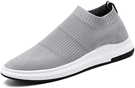 WAXFAS Mens Running Shoes Autumn and Winter New Mens Sports Shoes Shoes Stable Sports Shoes Sports Shoes: Amazon.es: Deportes y aire libre