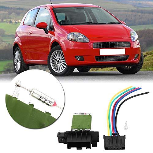 SmartSense Heater//Blower Motor Fan Resistor for Vaxhall//Opel Corsa D//Van//Adam 1…