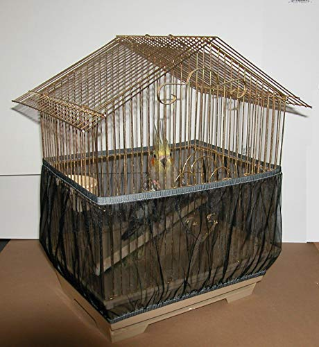 Sheer Guard Bird Cage