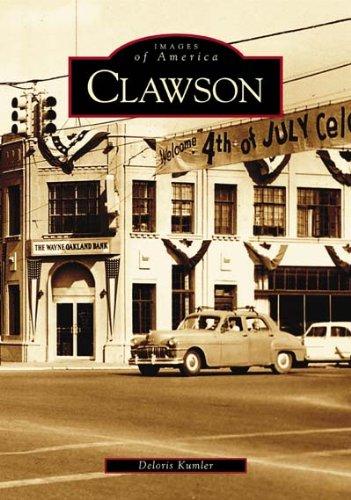 Clawson (MI) (Images of America) ebook