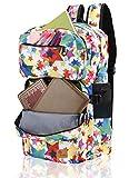 College Backpack, Winblo School Backpack Sports Travel Daypack Laptop Backpack 15.6