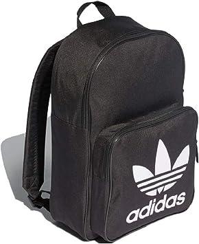 Adidas BP Classic Trefoil Backpack Rucksack (schwarz, one Size)
