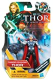 mighty thor action figure - Thor: The Mighty Avenger Action Figure #15 Thunder Crusader Thor 3.75 Inch
