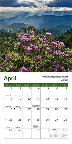 America's National Parks Mini Wall Calendar 2018 Photo #2