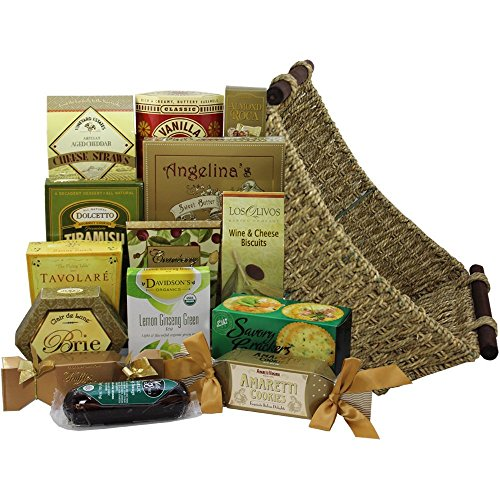 Abundant Blessings Gourmet Food Gift Basket ()